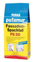 Pufas pufamur außen Fassaden-Spachtel FS 30