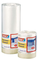 Easy Cover® 4368 tesa PE-Folie mit schwach gekreppten Malerkrepp