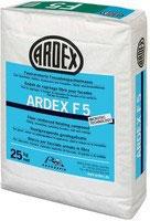 F 5 ARDEX Faserarmierte Fassadenspachtelmasse Wandspachtelmasse