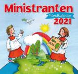 """Ministranten Wandkalender 2021 von Stephan Sigg (Jahresthema: """"Bewahrung der Schöpfung"""") [Vorbestellung - Lieferung erfolgt im Dezember 2020]"""