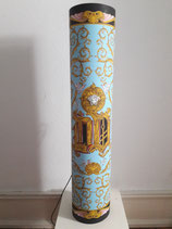 VERSACE FLOOR LAMP mod DV GOTHIC PEARL MEDUSA giant