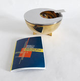 ASHTRAY mod 90047 BY MARIANNE BRANDT FOR ALESSI BAUHAUS