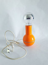 WEEBLE ORANGE  LAMP