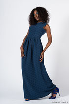 ROBE LONGUE BLUE DREAM