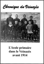 N°46 : Ecole primaire dans le Veinazès avant 1914