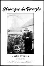 N°42 : Justin Croutes (1861-1948)