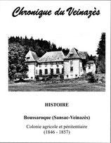 N°54 :  Boussaroque : colonie agricole et pénitentiaire