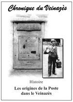 N°55 :  Les origines de la Poste dans le Veinazès