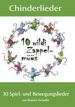 10 wildi Zappelmüüs