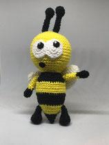 Häkelanleitung Biene Sunny