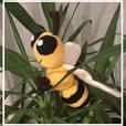 Große Biene