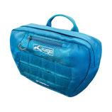 Kurgo RSG Pack Pannier coastal blue