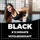 MITGLIEDSCHAFT BLACK – 12 Monate