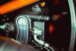 Staubkappe für Bremsenentlüftungsnippel 8mm