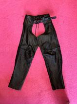 Vintage Leather adjustable chaps
