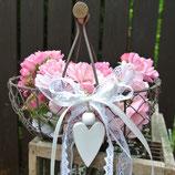 Blumenkörbchen Vintage Wedding