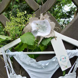 Bügel für Hochzeitskleid mit Anhänger Kollektion SHABBY CHIC