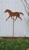 Pferd, Gartenstecker