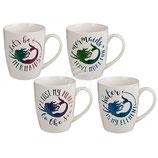 Meerjungfrauen-Tasse