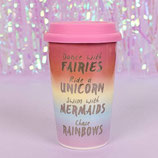 Meerjungfrauen Tasse