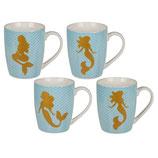 Meerjungfrauen - Tasse