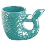 """Meerjungfrauen Tasse """"Flosse"""""""