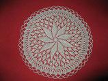 #1001 Feines Deckchen in mint, 28 cm