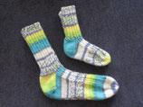 #0033 Socken Größe 39/40 im  Partnerlook mit ihrem Kind