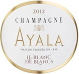 Ayala Blanc de Blancs 2012 in giftbox