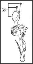 ネームプレート&固定ネジ[ST-6800用]
