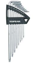 TOPEAK Torx WrenchSet(TOL23300)