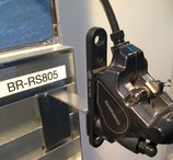 BR-RS805フラットマウント用フロント(油圧)