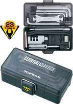 TOPEAK Survival Gear Box(TOL19700)