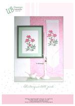 Blütenquartett pink