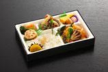 イロドリ鱈と野菜の黒酢餡弁当