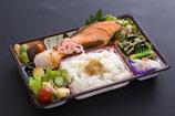 イロドリ鮭柚庵漬焼き弁当
