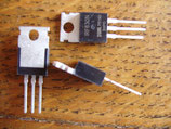 Transistor MOSFET IRF630N / IRF630 / IRF630NPBF boitier TO-220 200V 9.3A  .C25.1