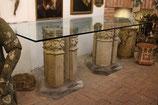 MUSEALE TAVOLO IN MARMO EPOCA XVI SECOLO