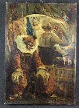 ''I PAGLIACCI'' JAMES ENSOR (1860-1949)