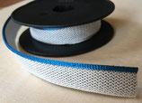 KAPITALBAND blau 20 cm