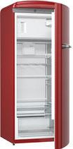 SIBIR Oldtimer OT 274 Retro Kühlschrank
