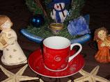 Paisley Winter Seasons Espresso Set