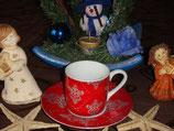 Rocaille Winter Seasons Espresso Set
