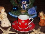 Squares Winter Seasons Espresso Set
