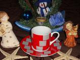 Bricks Winter Seasons Espresso Set