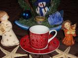 Ornaments Winter Seasons Espresso Set