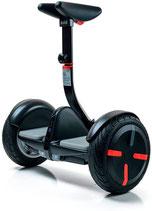 NINEBOT BY SEGWAY  motorizado (hasta 16km/h y 22km de autonomía) con Auto-Equilibrio y faros ultrabrillantes