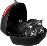 Maletín Para Moto - Material: PP - Tamaño: 59,5 x 43,5 x 31 cm - Negro, 52 Litro(s)