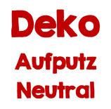 Deko - Aufputz Neutral