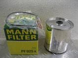 Nebenstrom- Ölfiltereinsatz PF815
